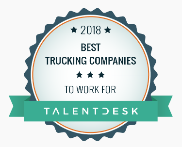 Best Trucking Company to Work For